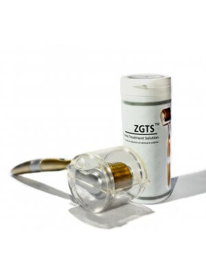 2 x ZGTS Titanium Derma Roller