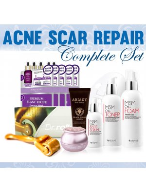 NEW! Acne Scar  Repair Complete Set