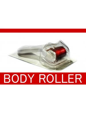 1080 Titanium Needles Body Roller 1.0 mm